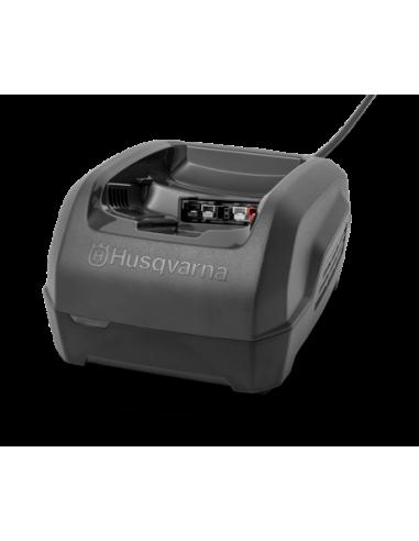 Cargador Husqvarna QC250
